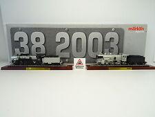 Märklin H0 00380 Metall Technologie Edition 2x BR 38  Digital OVP M1152