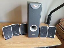 ASPIRE DIGITAL 6 SPEAKER SURROUND SOUND SYSTEM