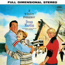 Dean Martin A WINTER ROMANCE Stereo CAPITOL RECORDS New Sealed Vinyl Record LP