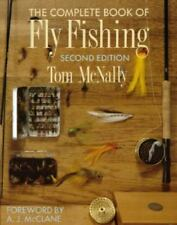 The Complete Book of Fly Fishing-ExLibrary