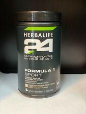 HERBALIFE FORMULA 1 SPORT Multivitamins Nutritional Shake HEALTHY MEAL 27.5 OZ