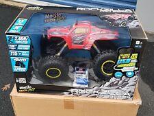 Rockzilla Maisto Pro Series RC Radio Comtrol Monster Truck 81206 1:10 4WD NIB