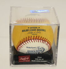 NEW! Rawlings Official MLB 2010 MLB All Star Game GOLD Baseball Home Run Derby