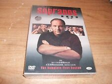 (4) The Sopranos Complete First Second Third Fourth Season 1 2 3 4 DVD BOX Sets