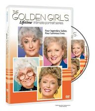 Golden Girls Lifetime Intimate Portraits Series Betty White DVD  Bea Arthur
