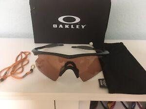 OAKLEY  M FRAME SUNGLASSES 90s VINTAGE Carbon Fiber Frame  Brown Lens