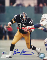 Franco Harris Pittsburch Steelers HOF 90 Autographed Signed 8x10 Photo Reprint