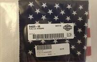 NEW Genuine Harley Davidson Flag, U.S. Standard / 94625-98