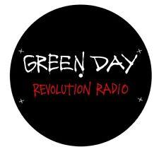 Slipmats Green Day - Revolution Radio 1 (1 Piece / 1 Piece) Sm030-1