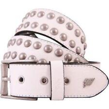 Cinturones de hombre blancas Lowlife