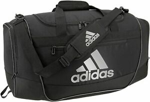 Adidas Defender III Medium Gym Duffel Bag   $40  Black  Save 30%!!