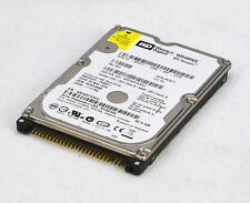 "40gb 2,5"" (6,35 cm) HDD Disco Rigido Western Digital wd400ve scorpio ide pata #o83"