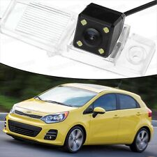4 LED CCD Rearview Camera Reverse Parking Backup for Kia Rio 5-Door 2012-2016