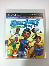 RACKET SPORTS - PS3 - UBISOFT ESPAÑOL - SONY PLAYSTATION UBISOFT PRECINTADO