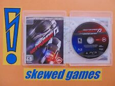 Need For Speed Hot Pursuit Limited Edition - cib - PS3 PlayStation 3 Sony