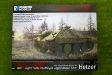 RUBICON MODELS German Jagdpanzer 38 (t) HETZER échelle 1/56th 28 mm RU021