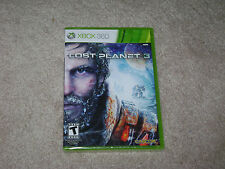 LOST PLANET 3...XBOX 360...***SEALED***BRAND NEW***!!!!!!!!