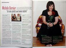 Mag 2005: interview MICHELE BERNIER