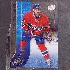 TOMAS PLEKANEC   2015-16 Upper Deck Ice #35  Montreal Canadiens