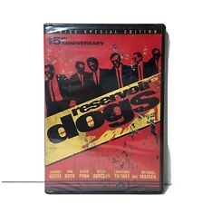 Reservoir Dogs (Dvd, 2006, 15th Anniversary) Quentin Tarantino - Steve Buscemi