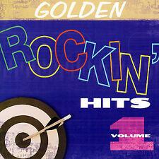 Golden Rockin' Hits, Vol. 1 (CD, Feb-2006, CBUJ Dist...