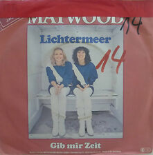 "7"" 1981 COVERVERSION RAREST ! MAYWOOD Lichtermeer /VG+"