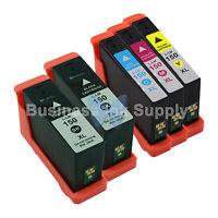 5 PACK 150XL New Ink for LEXMARK Printer S315 S415 S515 S715 S915 LEXMARK 150XL