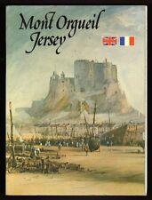 █ Guide Château de Mont-Orgueil sur l'île de Jersey █