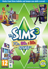 Electronic Arts SW PC 1000440 The Sims 3 70s 80s&90s-stuff