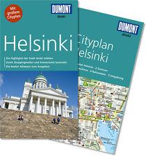 Helsinki Finnland UNGELESEN 2015 Reiseführer mit Stadtplan Karte  Dumont direkt