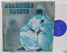 ABDU-EL-HANID und sein Orchester – Arabische Nächte  LP  Egypt Lebanon
