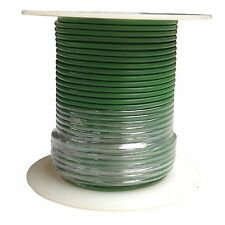 18 Gauge | Green | Primary Wire | 100 feet | SAE J1128 GPT | Made in U.S.A.