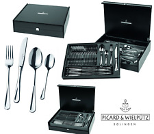 Picard & Wielputz 6145 Casino 72 Piece Dining Cutlery Set 18/10 Stainless Steel