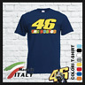 T-shirt maglietta no fruit of valentino rossi 46 the doctor motomondiale moto