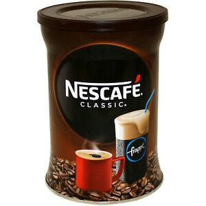 01290 Nescafe Classic Frappe Instant Greek Coffee 200g Kaffee кофе