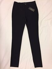 NWT Romeo and Juliet couture black skinny dress pants stretch