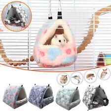 Hamster Hanging Hammock House Cotton Nest Pet Ferret Rat Squirrel Sleeping Bag