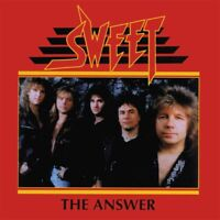 SWEET - THE ANSWER-Vinyl Double LP-Brand New-Still Sealed