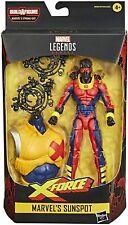 "Hasbro Marvel Legends Series Deadpool 6"" Sunspot Action Figure BOF IN STOCK"
