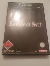 Resident Evil para NINTENDO Gamecube pal EUR Edición Alemana 2CD's
