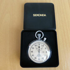 Rare Vintage Sekonda 16 Jewel USSR  in case TESTED WORKING