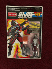 G I Joe Funskool India Crimson Guard Immortal Carded