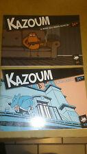 Kazoum N°1 et 2 (Revue de Bloggers BD)
