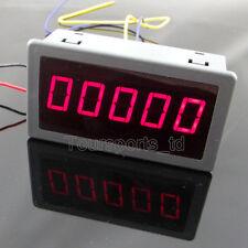 """1pcs DC 7-12V 0.56"""" Red LED Digital Counter & Timer & Meter count Multi-function"""
