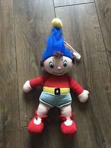 Vintage 1990s Boots Noddy Rag Doll Plush Soft Cuddly Toy Enid Blyton Toytown