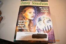 Magazine of Fantasy & Science Fiction May June 2020