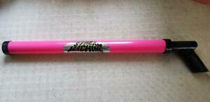 """Original Pink Stream Machine 29"""" Long Water Gun Super Soaker Shoots To 70 Feet"""