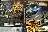 STARSHIP TROOPERS :L'INVASIONE (2012) un film di Shinji Aramaki - DVD ANIMAZIONE