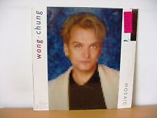 "WANG CHUNG ""Mosaic"" original STILL SEALED LP from 1986 (GEFFEN GHS 24115)"