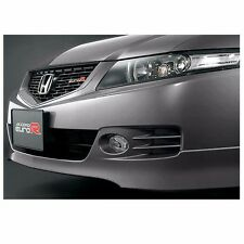 Honda Accord Euro R Acura TSX FRONT LIP SPOILER NH700M Alabaster Genuine NEW